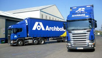 Archbold Logistics New Website