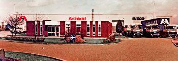 1972 – New Headquarters